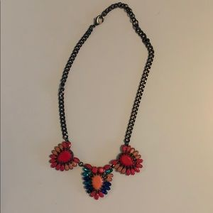 Stella and dot colorful necklace